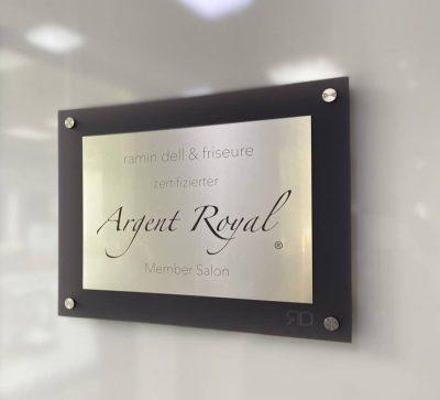 Argent-Royal-Zertifikat